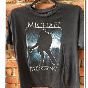 Bravado vintage Black MICHAEL JACKSON T-Shirt L